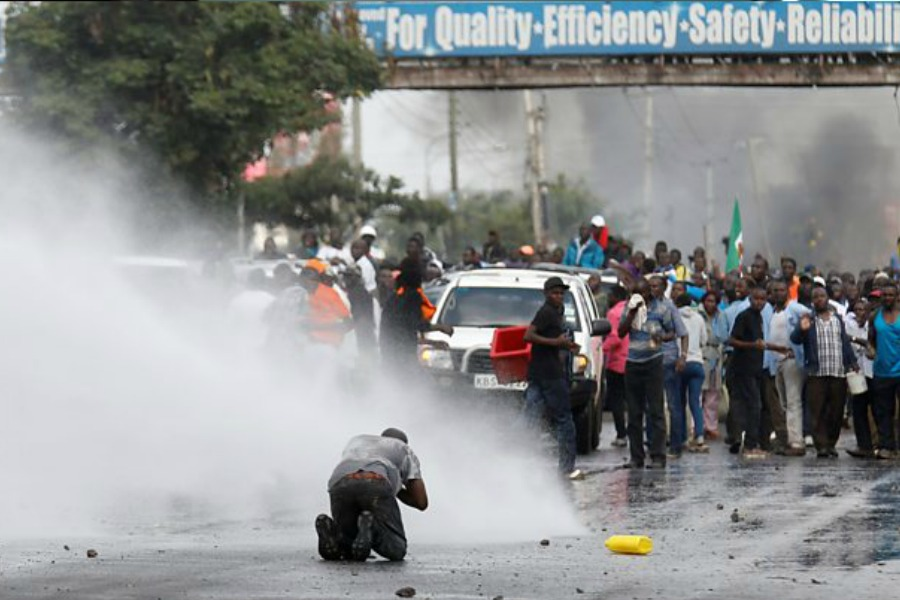 Kenya: Five reported dead as Raila Odinga returns home