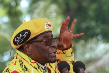 Mugabe and Dos Santos: Africa's old men seem, finally, to be fading away