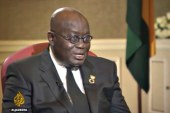 """President Akufo-Addo, """"Homosexuality is against Ghanaian's tradition."""""""
